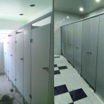 Phenolic Cubicle Toilet Surabaya