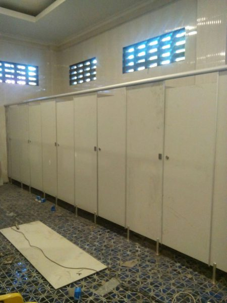 Uploaded To Proyek cubicletoilet ke 3 di kenjeran park area Kid Kingdome