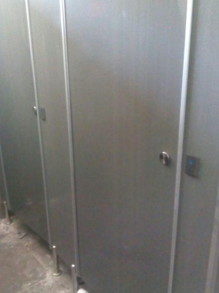 Cubicletoilet 8 unit proyek Tol jombang Tahap 1