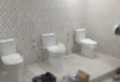 Cubicle Toilet PVC Board PT. PAL Indonesia Cabang Surabaya