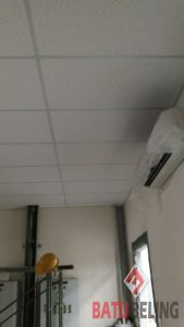 Plafon Akustik Rest Area Petrokimia Gresik