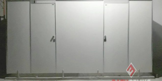 Cubicle Toilet JAC School Surabaya