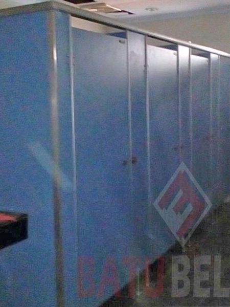 Cubicle Toilet di RS. PKU Muhammadiyah Sleman - Yogyakarta